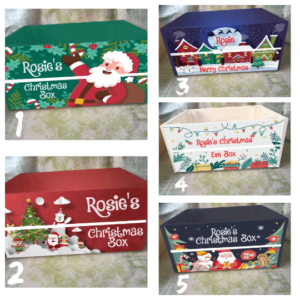 Christmas Crate 1-5